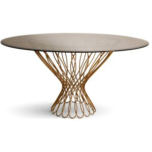 Allure table - Bronze