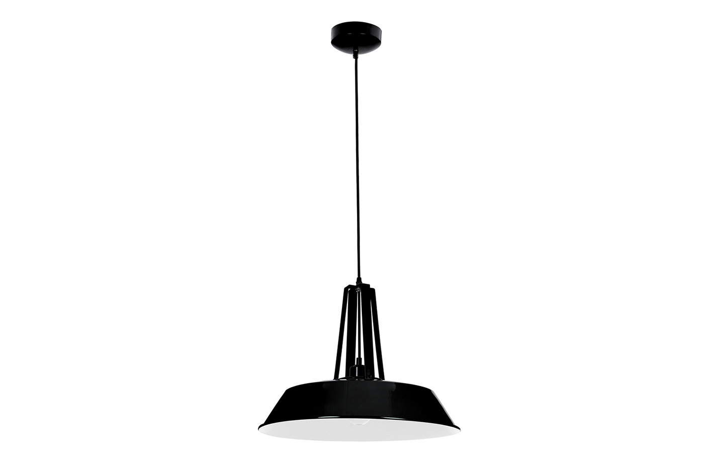 Alvar pendant lamp – Black