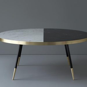 Band Two Tone Coffee Table