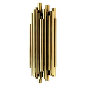 Brubeck wall light - Gold