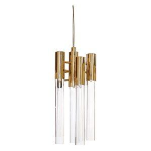 Burj pendant light - Gold