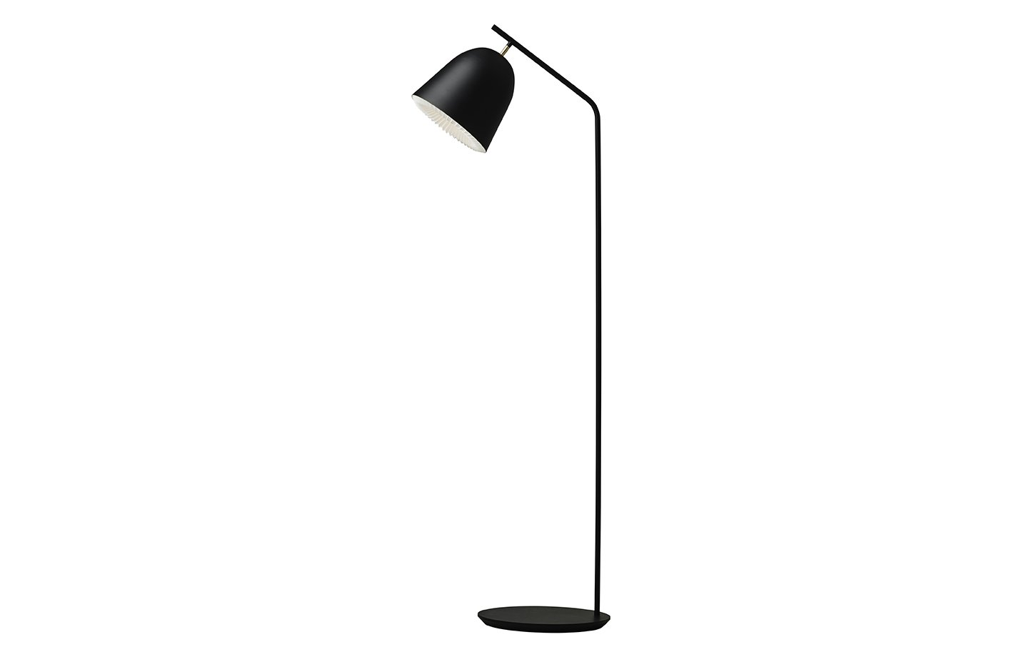 CACHÉ floor lamp – black