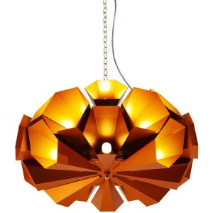 Capella pendant light - Orange