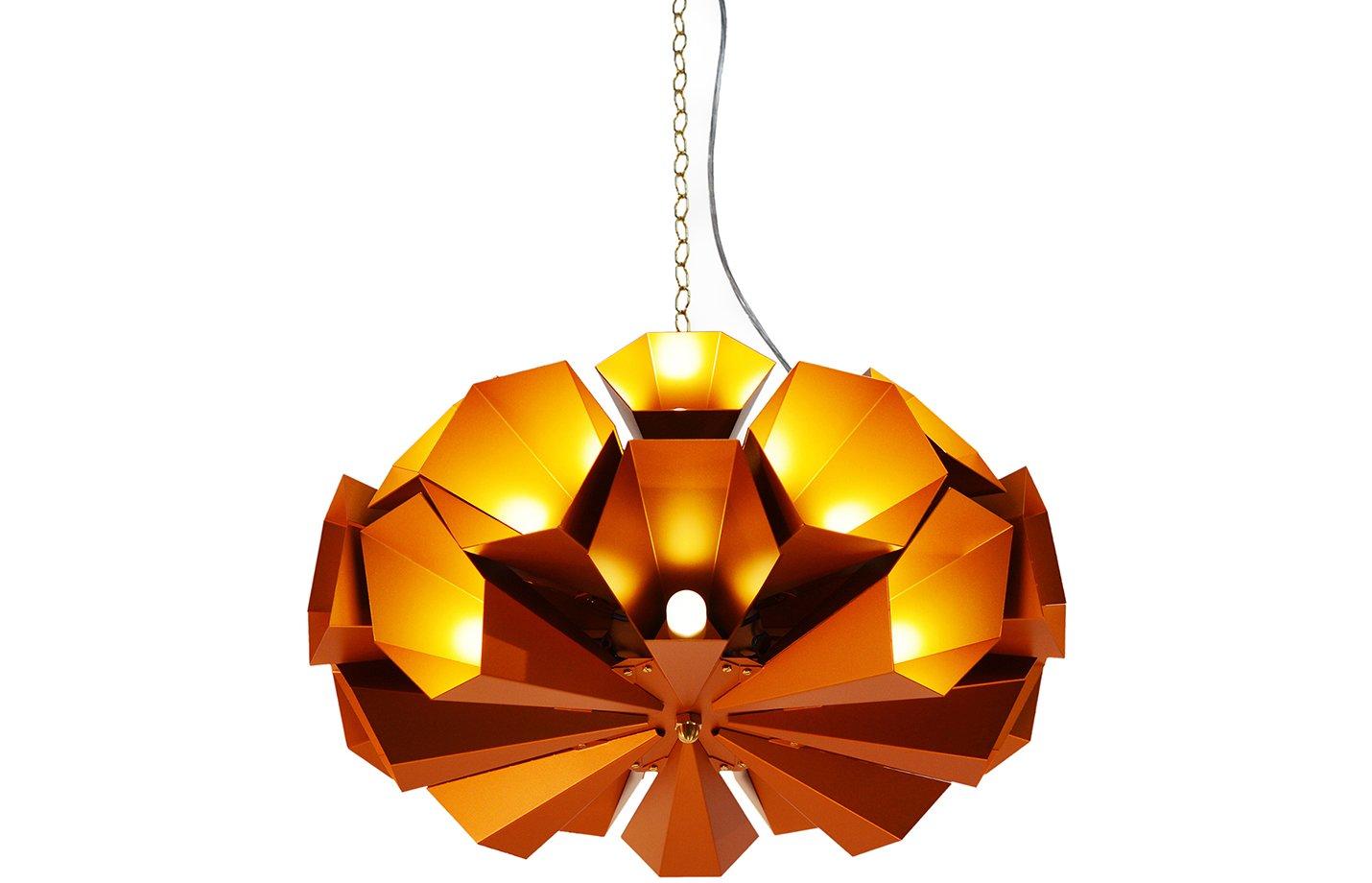 Capella pendant light – Orange