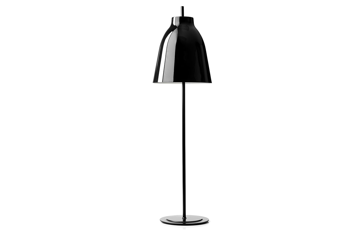 Caravaggio floor lamp – Black