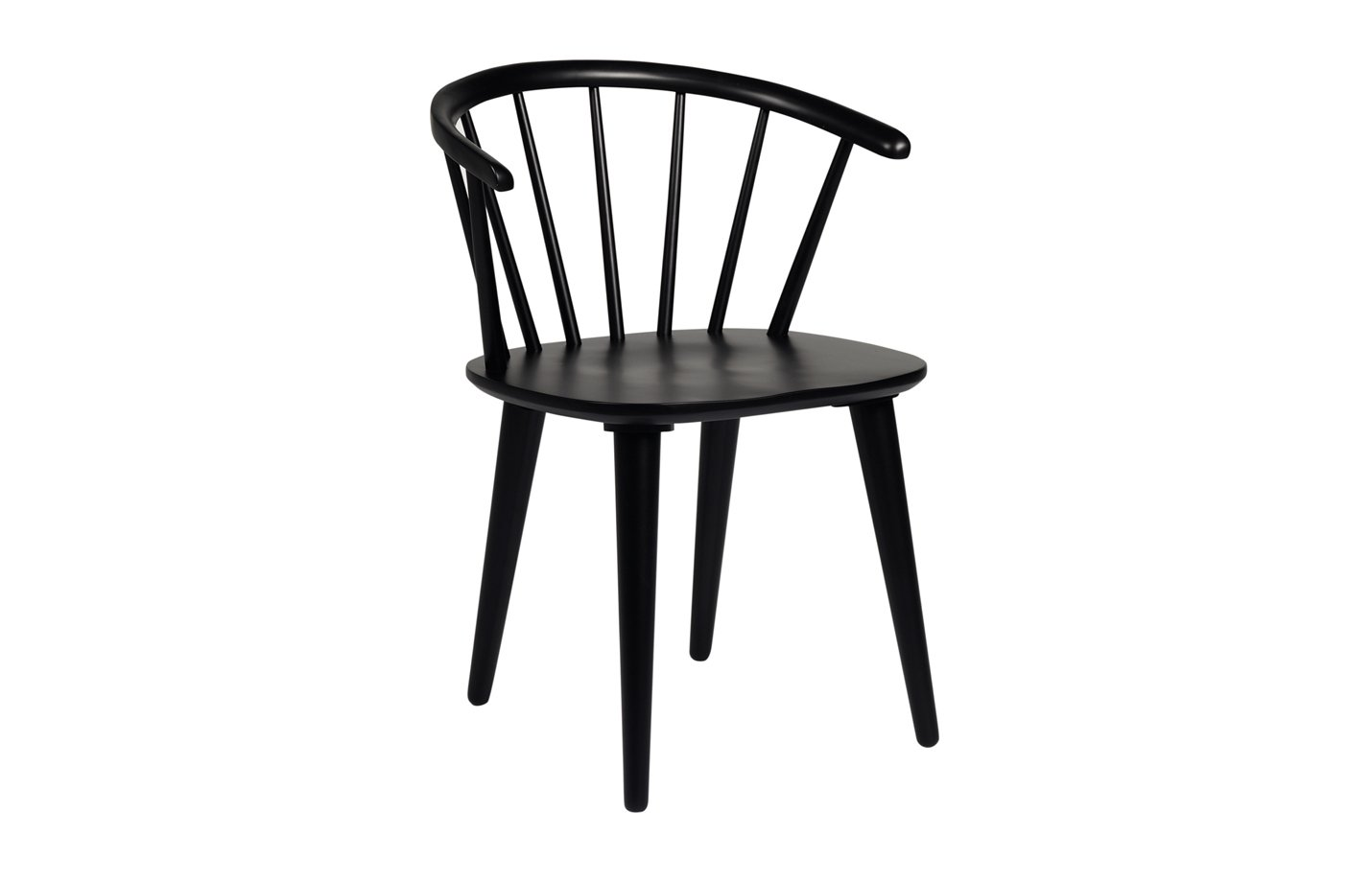 Carmen chair – Black