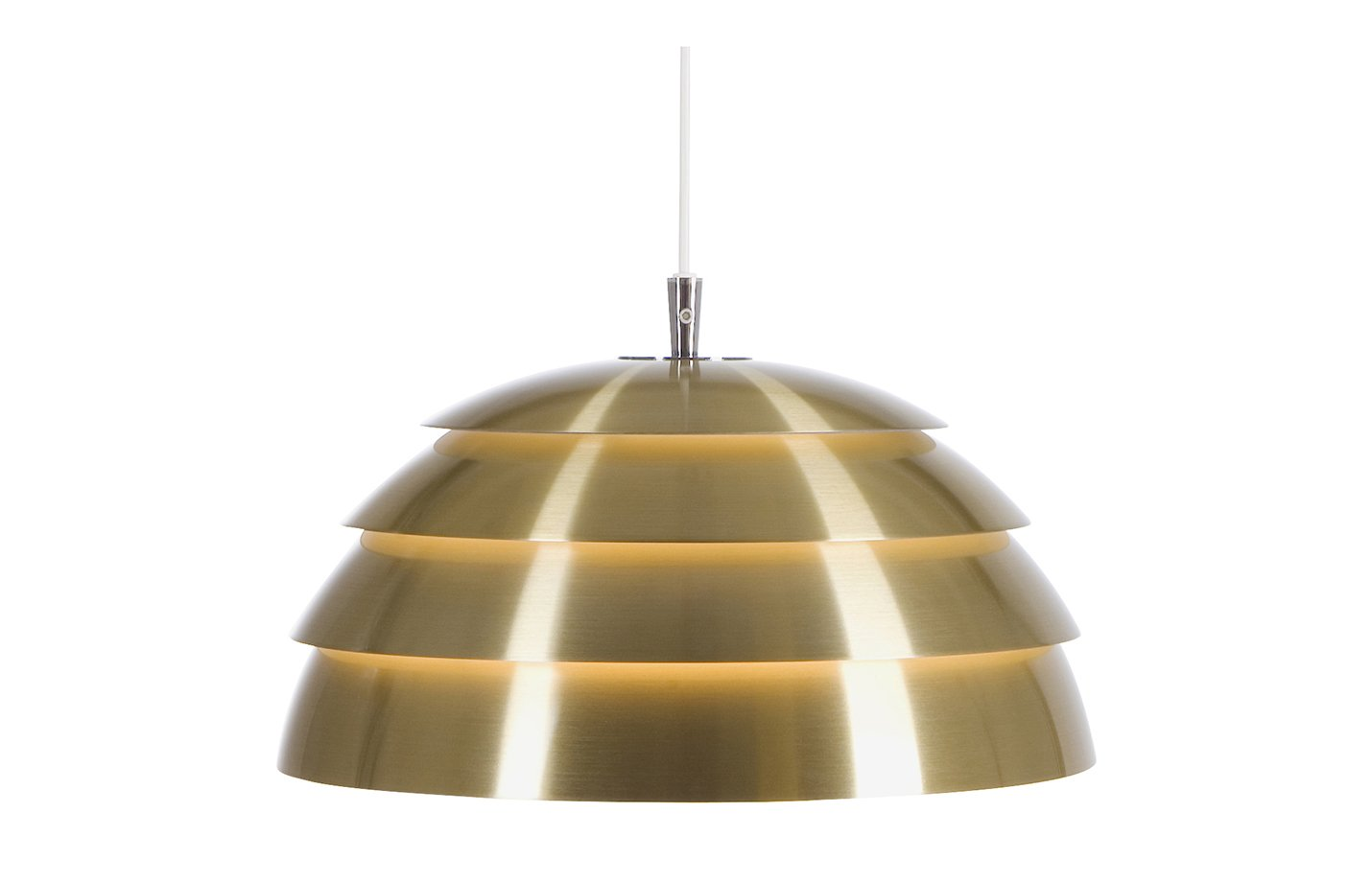 Covetto pendel pendant light – Brass