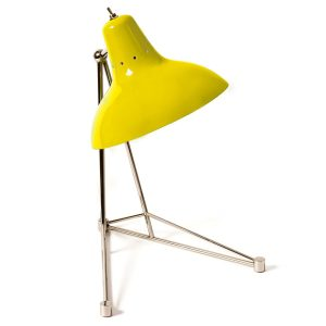 Diana table lamp - Yellow