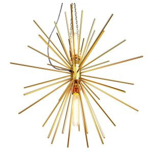 Elara pendant light - Gold