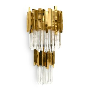 Wall Lamps Uae : Wall lights, Wall lamps, Wall light fixture Fabiia - Dubai, UAE