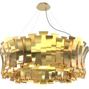 Etta-round-chandelier-light-plated-gold