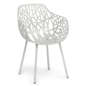 FOREST Armchair - White