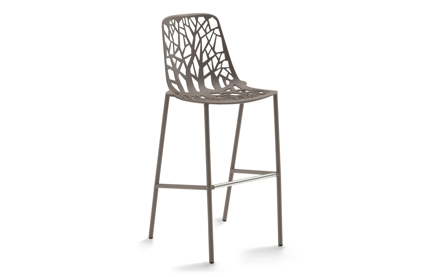 Forest bar stool fabiia dubai uae - Adorable iconic furniture design adapts black and white color ...