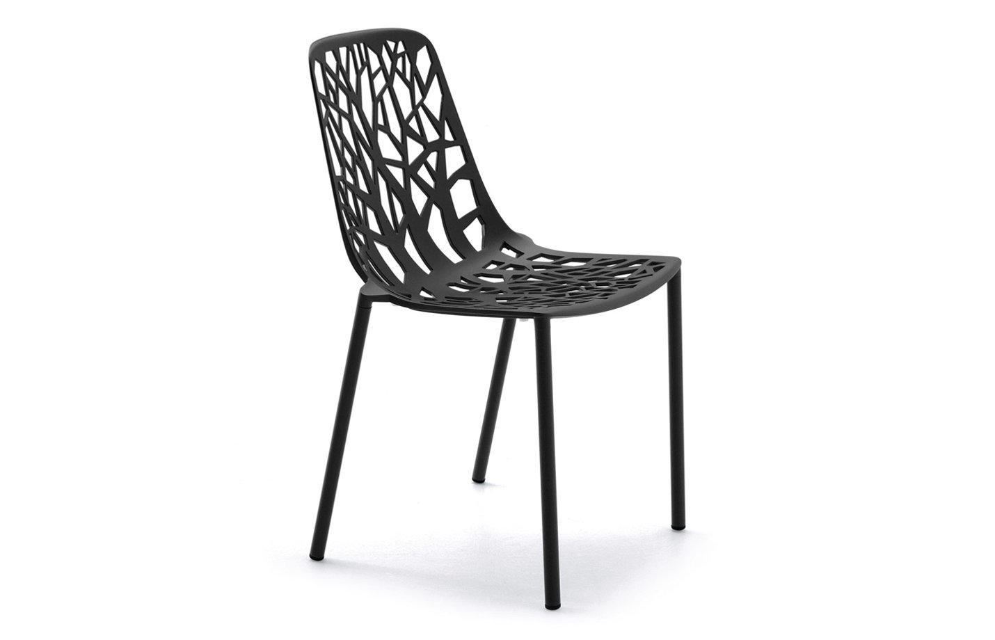 Forest chair fabiia dubai uae - Adorable iconic furniture design adapts black and white color ...