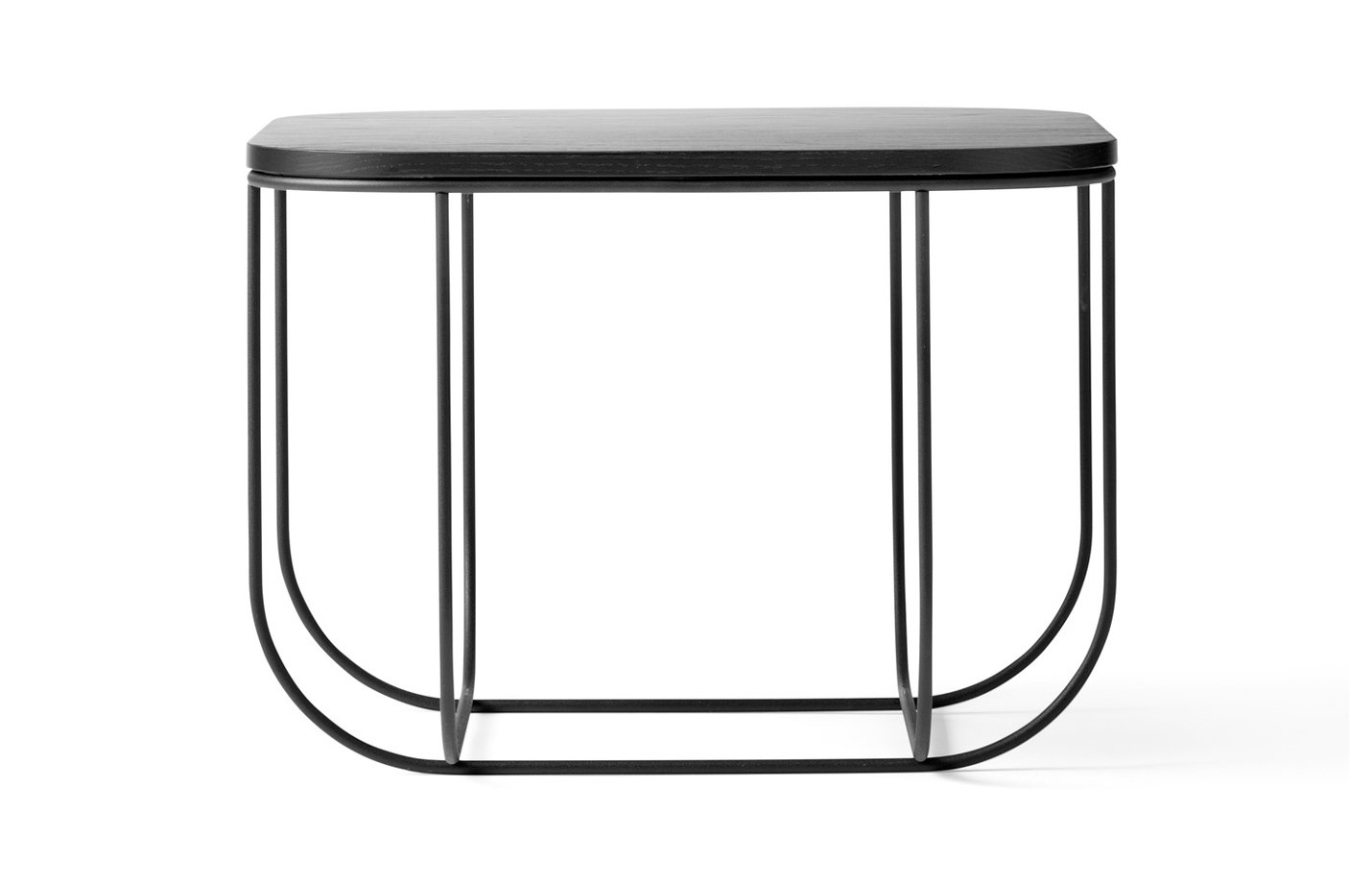 FUWL Cage Series table – black