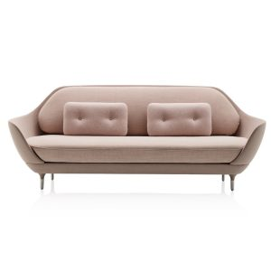 Favn sofa three seater - light pink