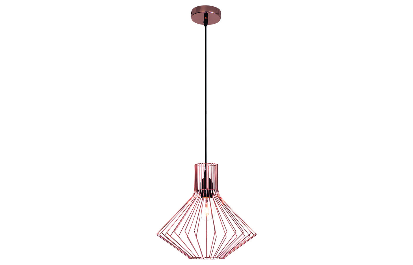 Flavia pendant light – Copper