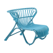 Fox-chair-Lounge-Alu-Rattan-Blue