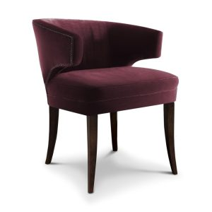 IBIS Dining chair - Maroon