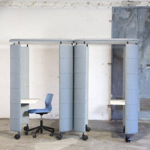INNO POD partition - blue