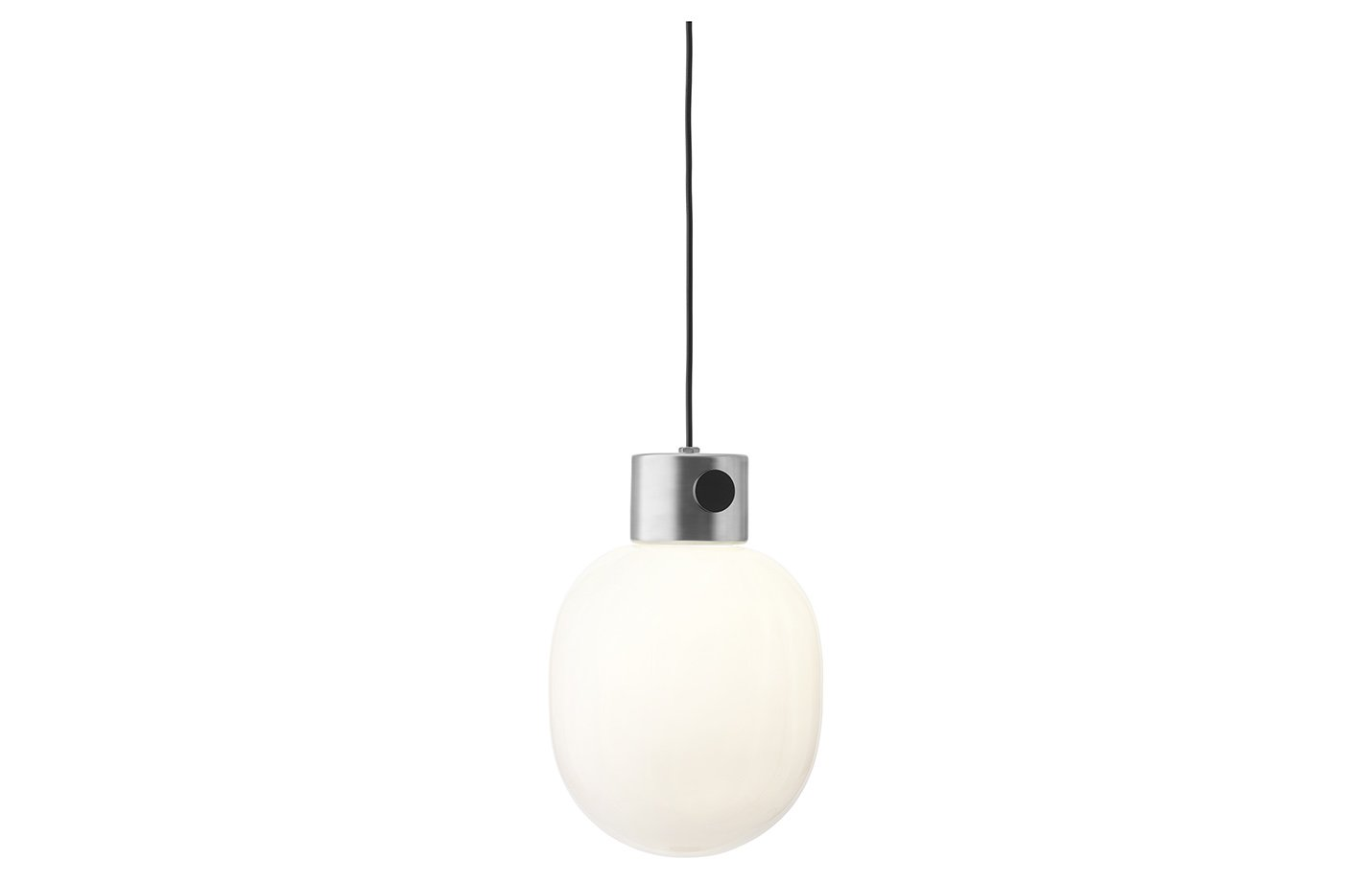 JWDA Pendant Lamp – Brushed – Steel