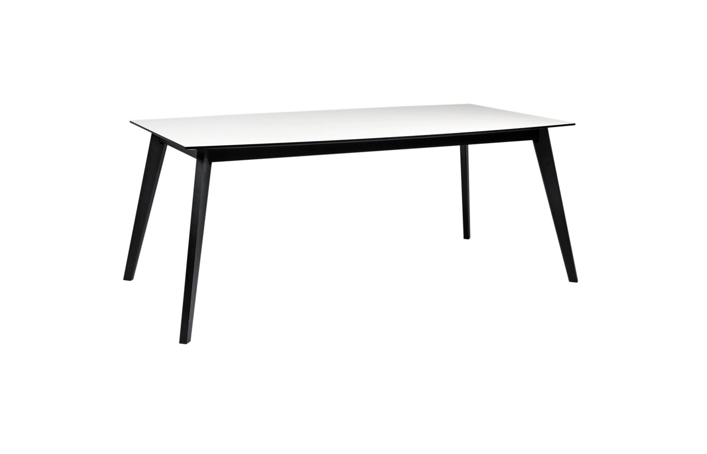 Jenna dining table – Black