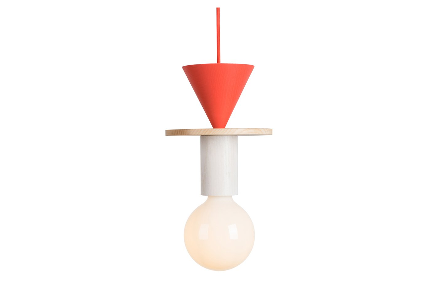 Junit Lamp Record Pendant