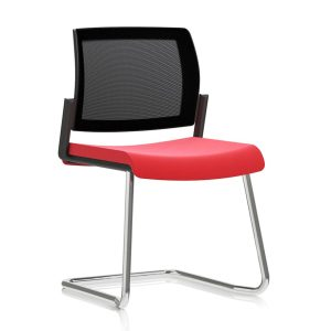 Kind Mesh office chair - Rosso-Red