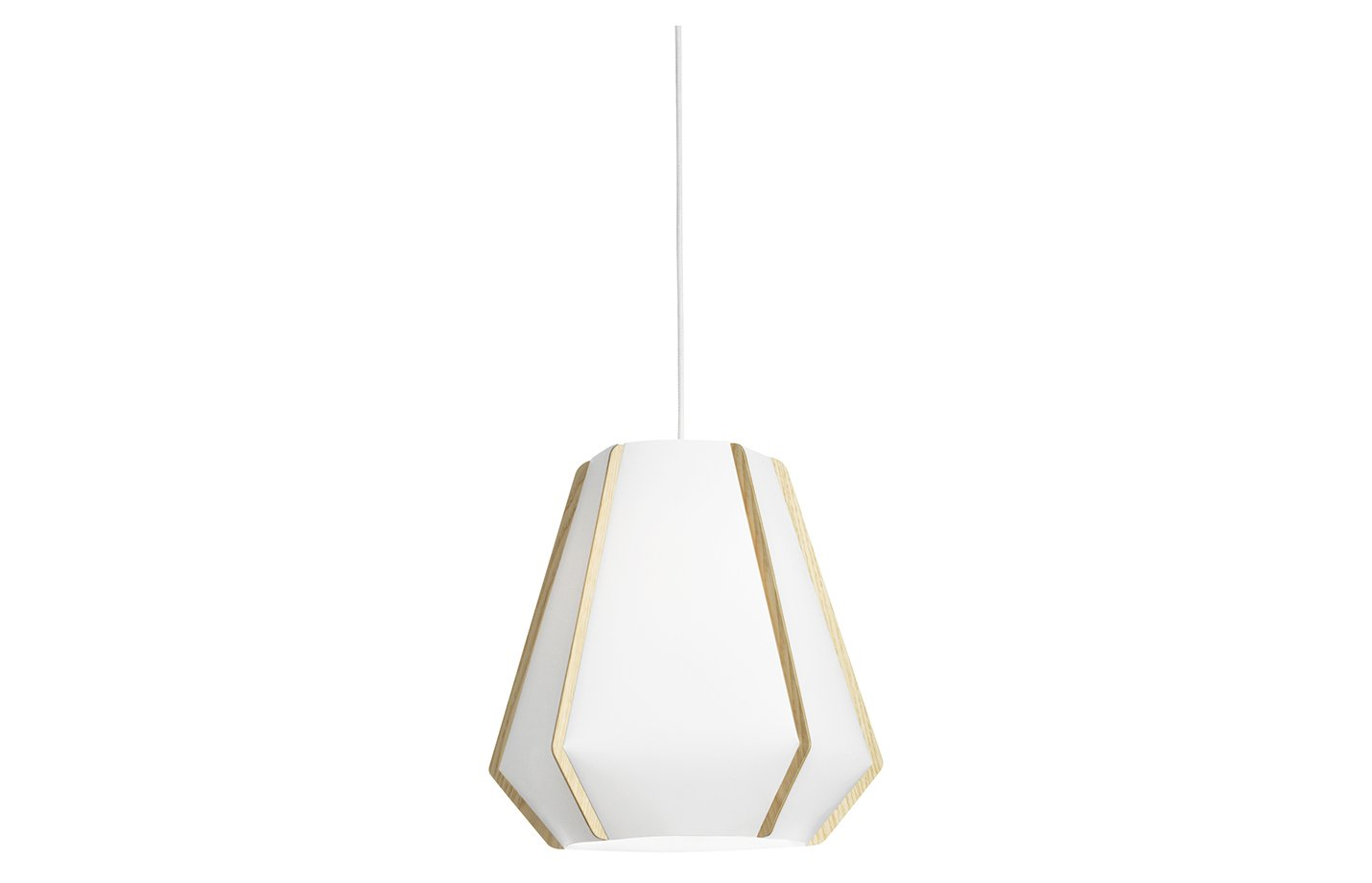 Lullaby pendant lamp white