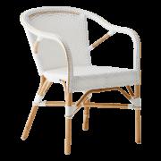 Madeleine-chair-armrest-Rattan-white-white