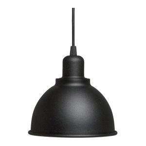 Magnum pendant lamp - black