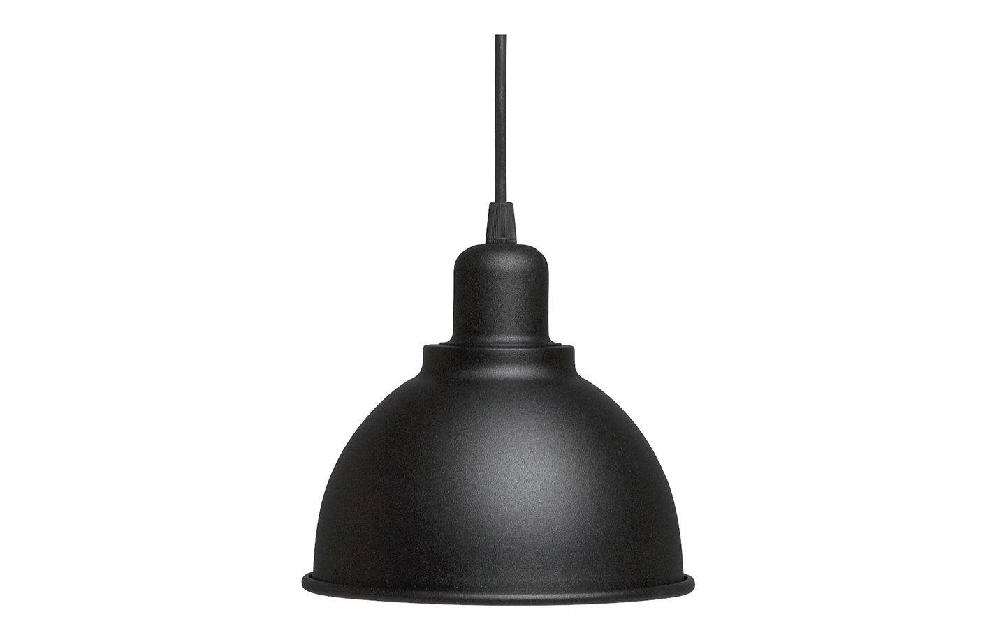 Magnum pendant lamp – black