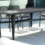 Mediterraneo Table – Black