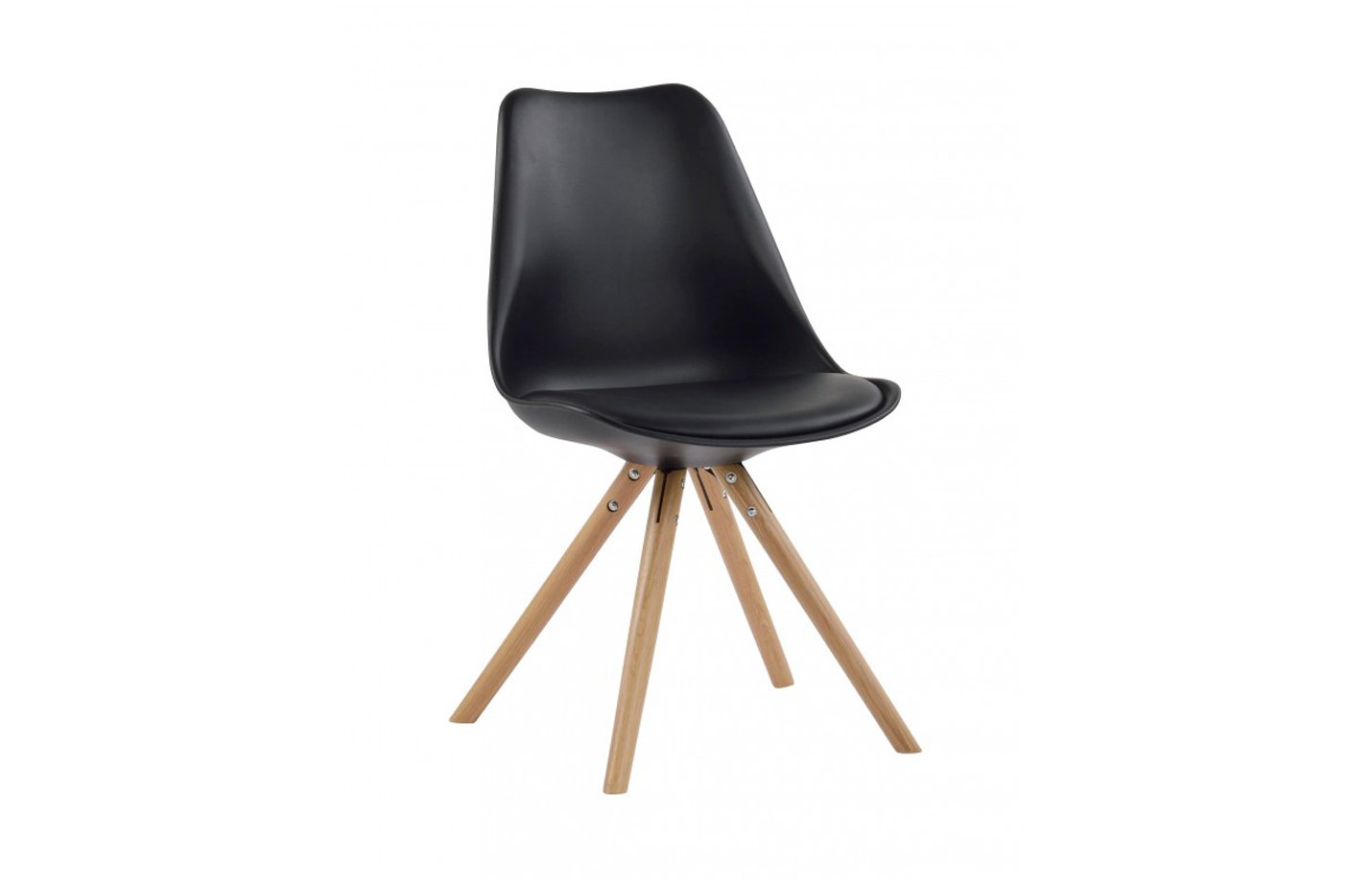 Melvin Chair – Black