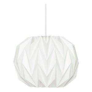 Model 157 pendant lamp - white