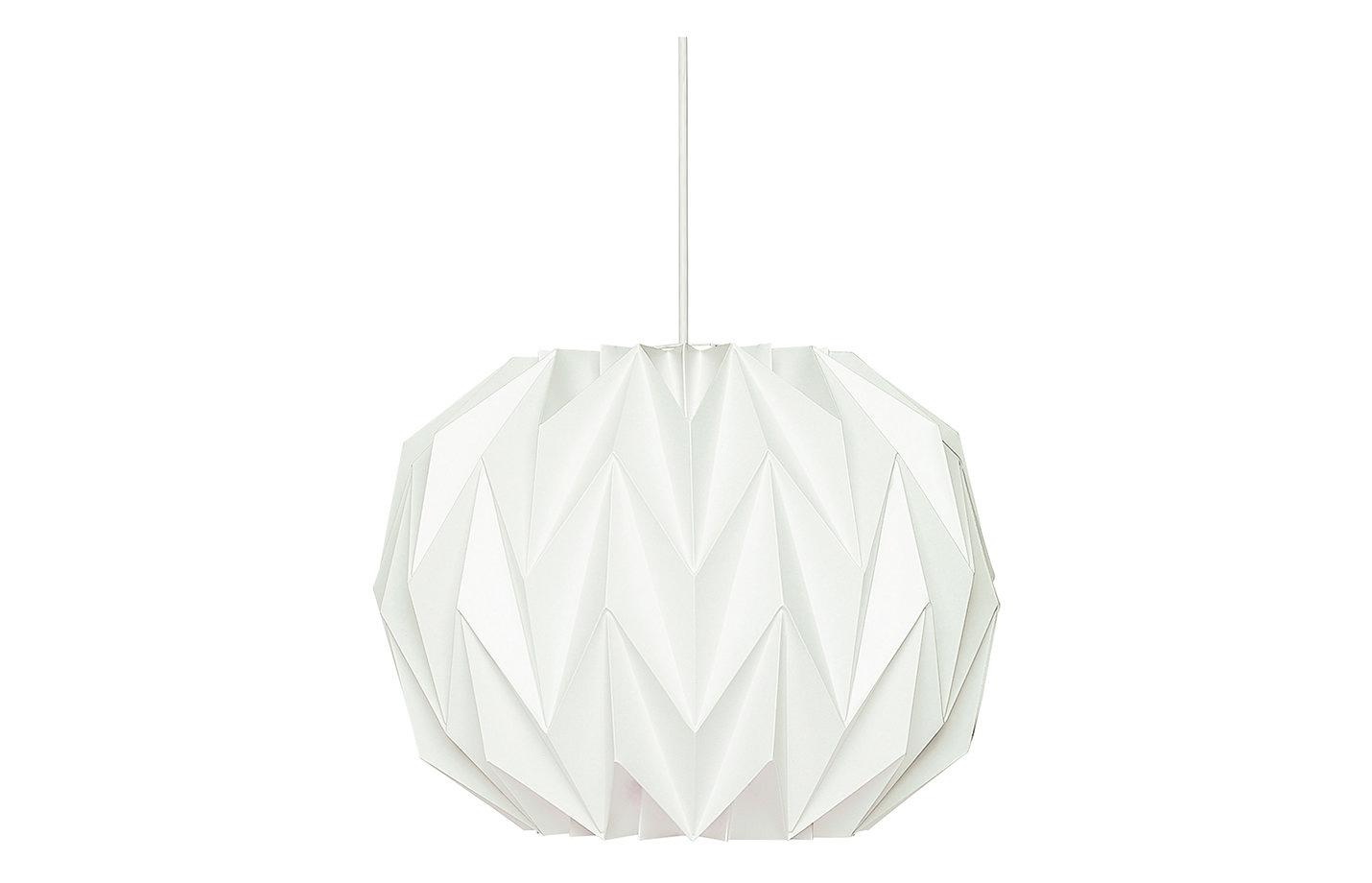Model 157 pendant lamp – white