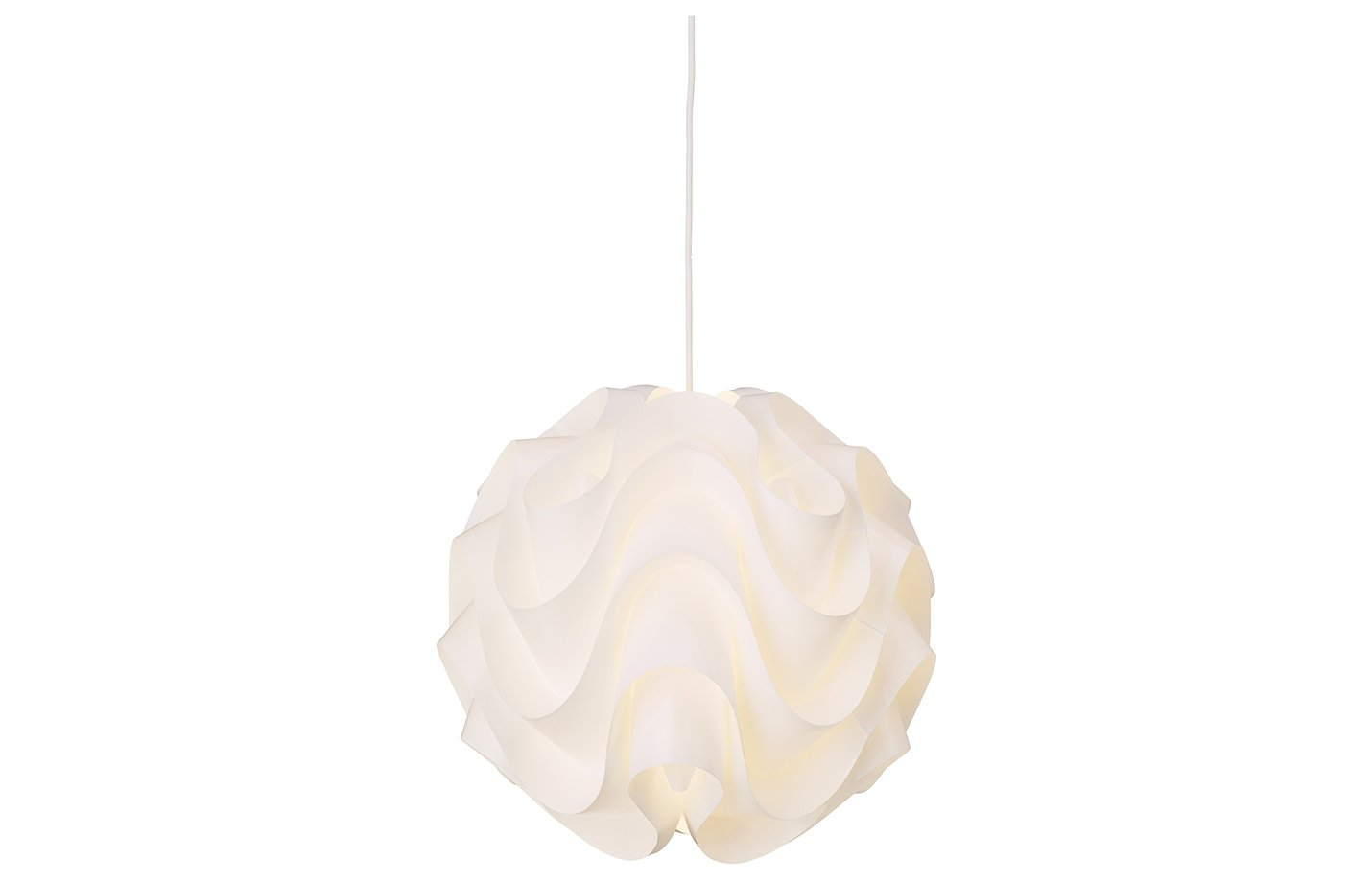 Model 172 pendant light – white