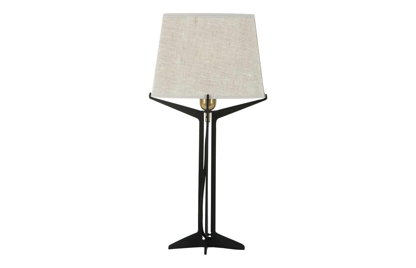 Monument table lamp – Beige