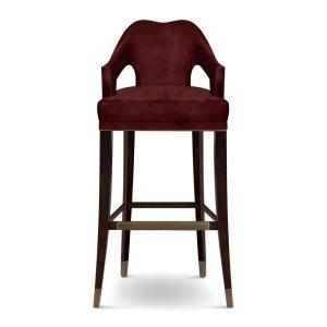 N20 Bar Chair - red
