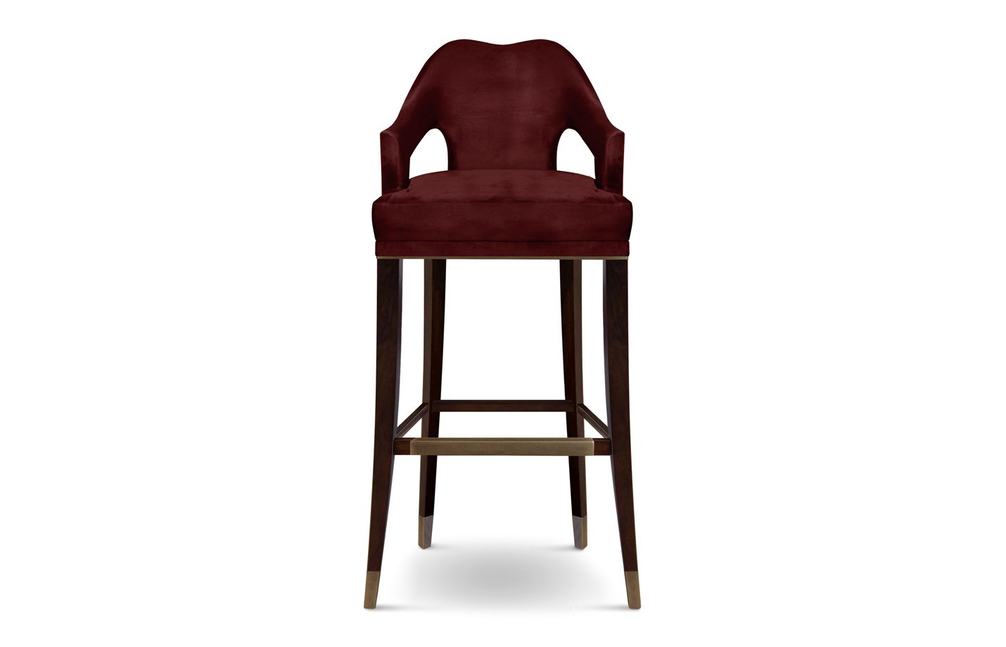 N20 Bar Chair – red
