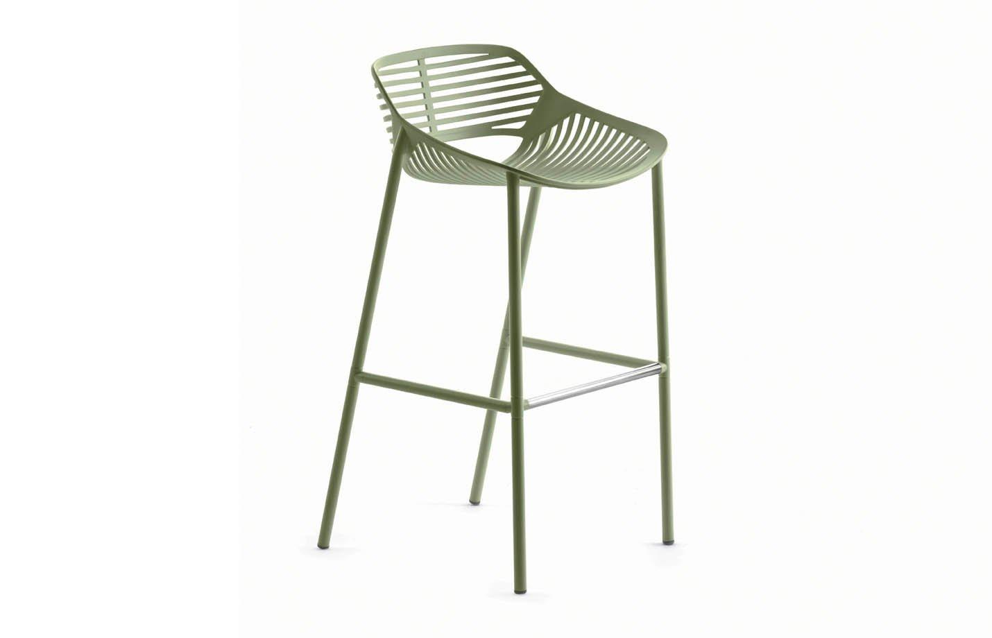 NIWA bar stool – Sage Green