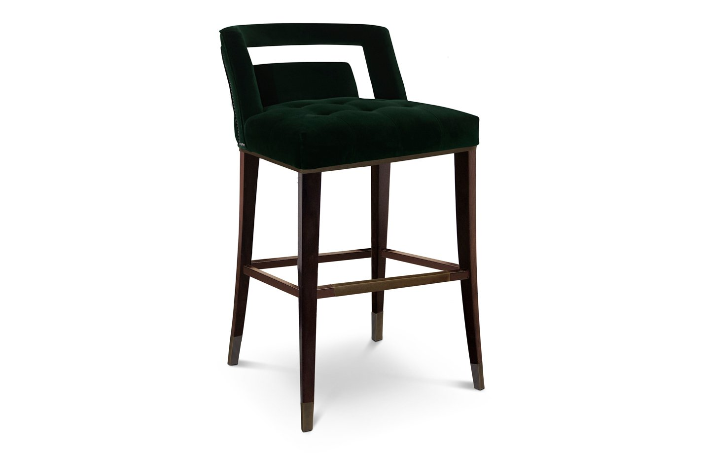 Naj bar chair – Green