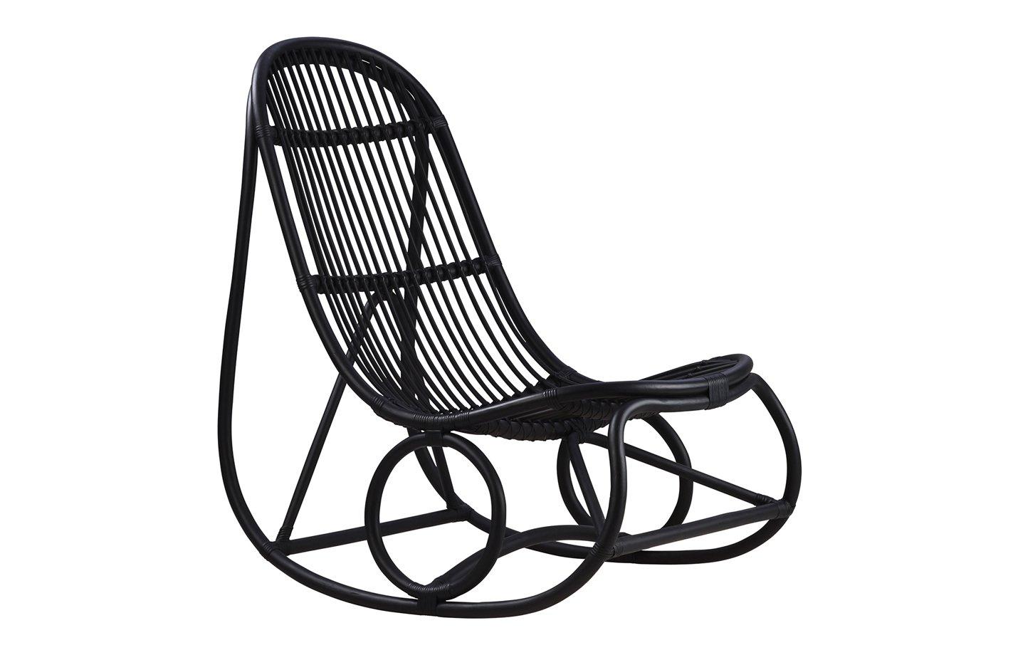 Nanny Rocking Chair Fabiia Dubai Uae