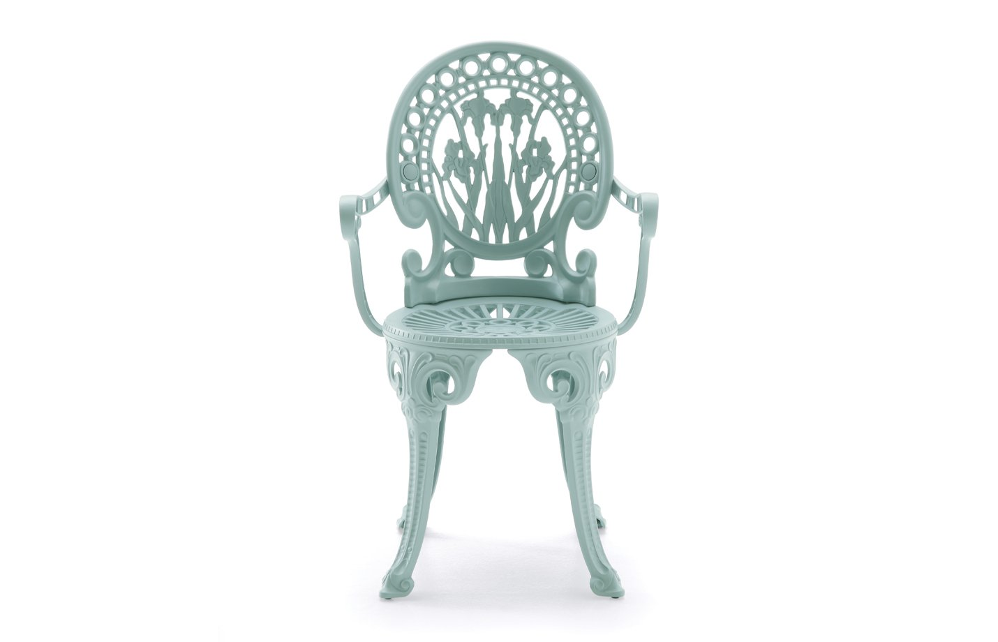 Narcisi chair – light blue