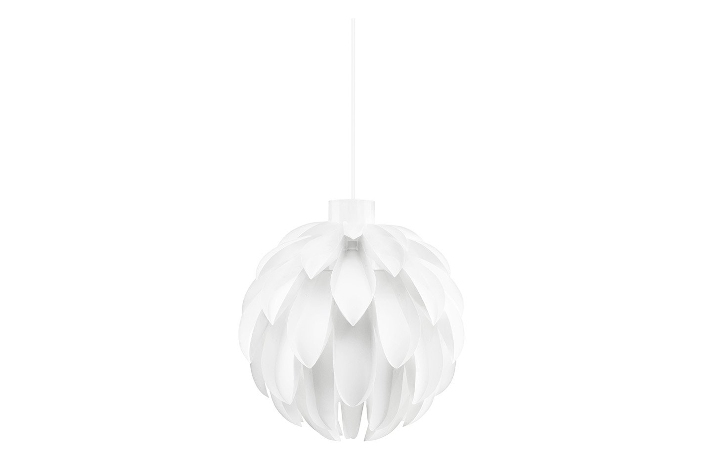 Norm 12 pendant light – White