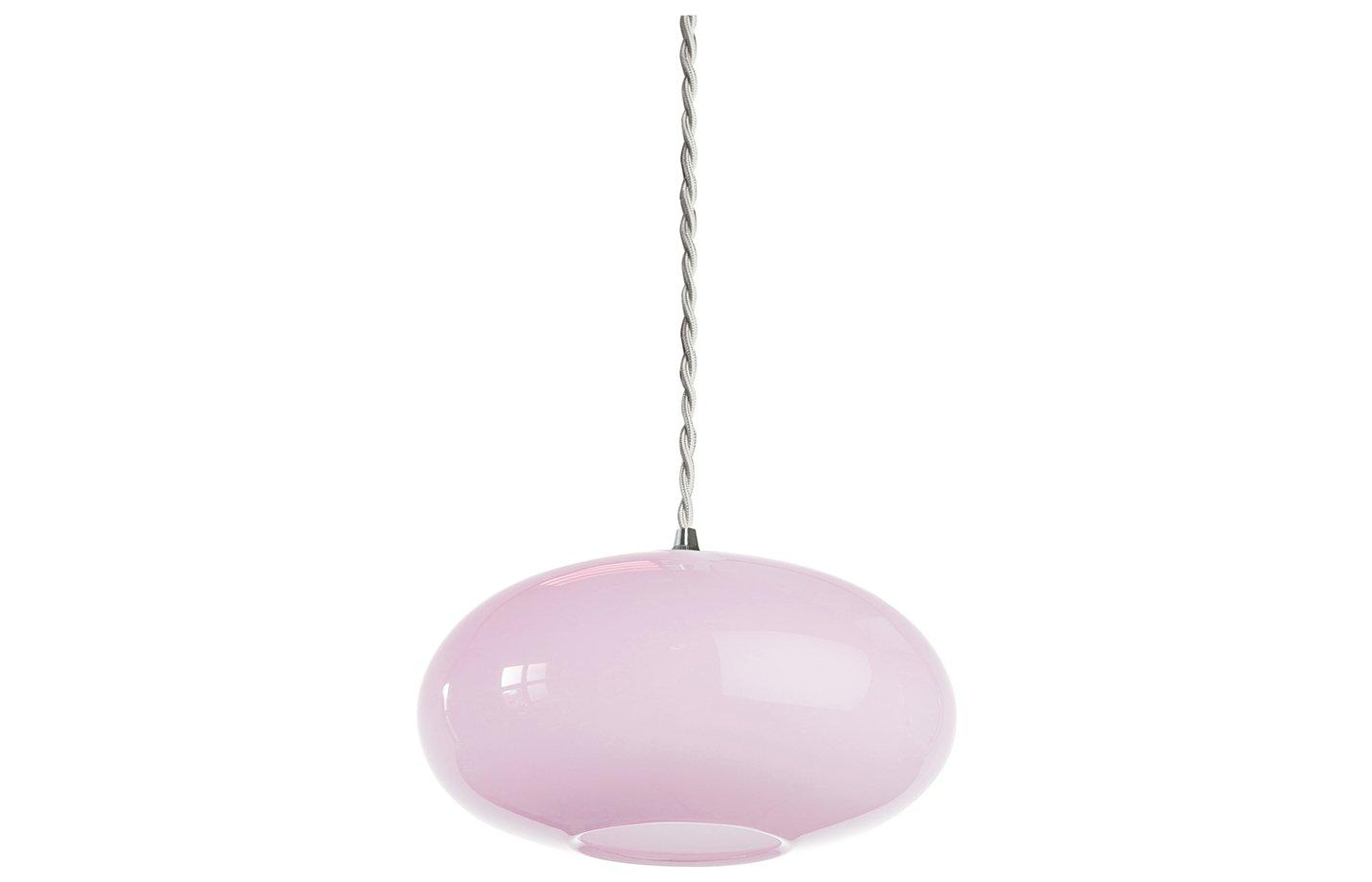 Oolong pendant lamp – Pink