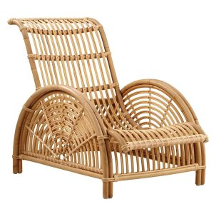 Paris chair - rattan - natural
