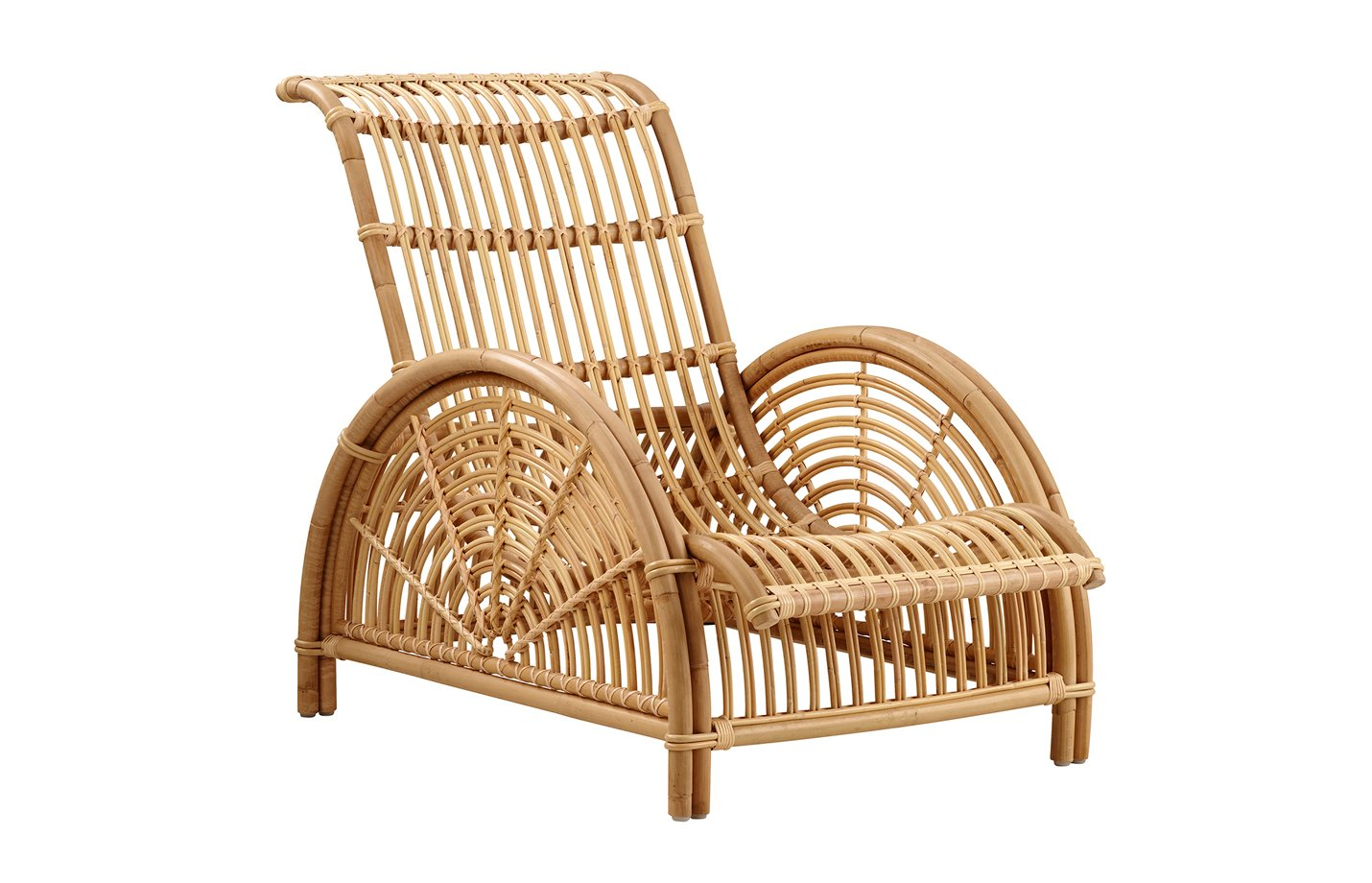 Paris chair – rattan – natural