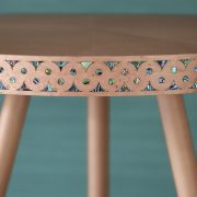 Paua-Side-Table-leather-CloseUp