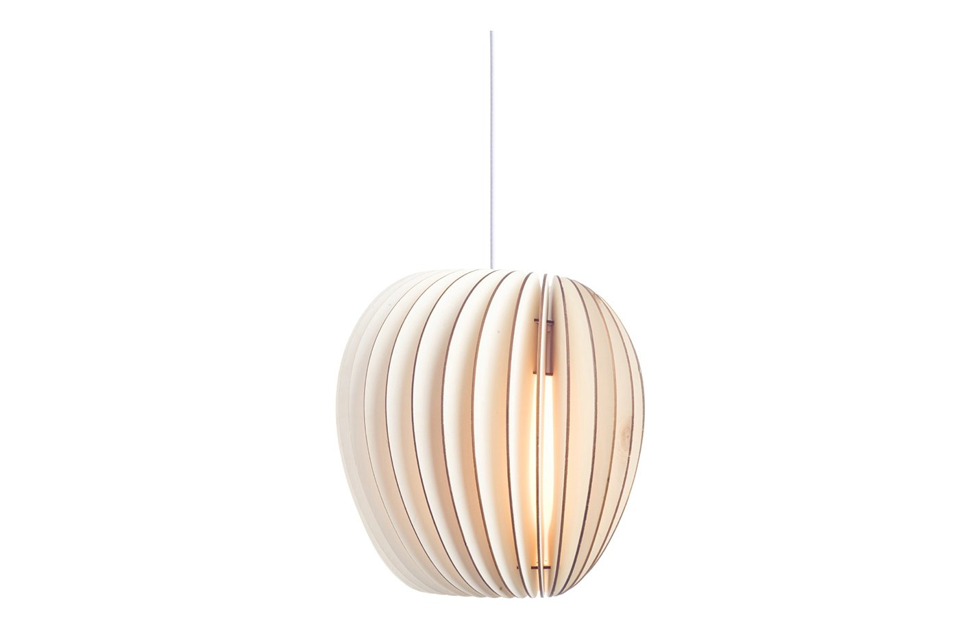 Pirium Pendant Light – small – natural